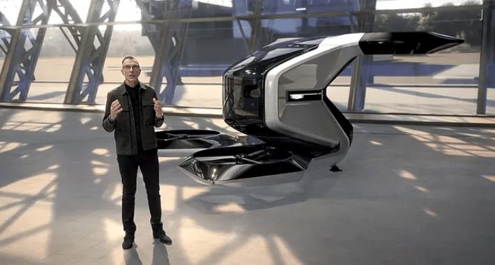 Cadillac se hace presente en el CES 2021