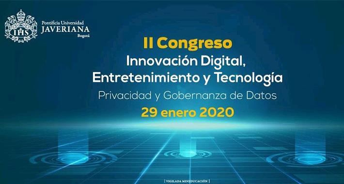 Esto promete el II Congreso Innovación Digital, Entretenimiento y Tecnología en Bogotá