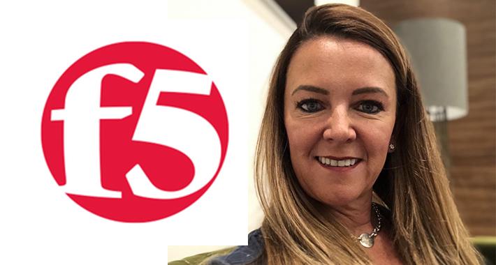 Nueva gerente de cuenta de canales de F5