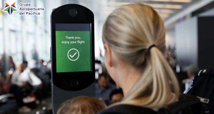 Grupo Aeroportuario del Pacífico invertirá en reconocimiento facial en aeropuertos