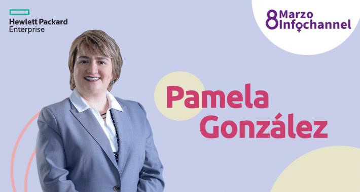 """Las mujeres requieren independencia financiera"": Pamela González"