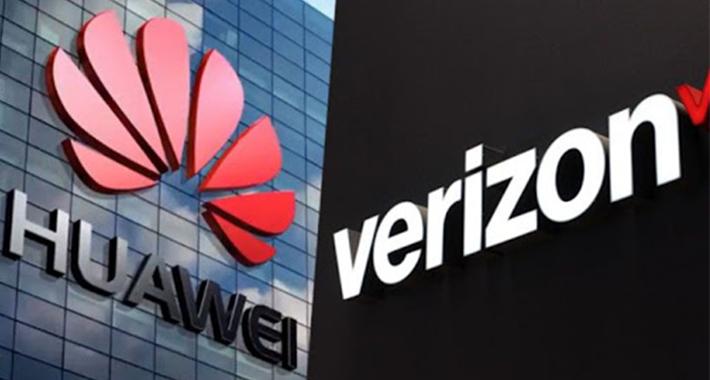 Huawei demanda a Verizon por uso de patentes no autorizada
