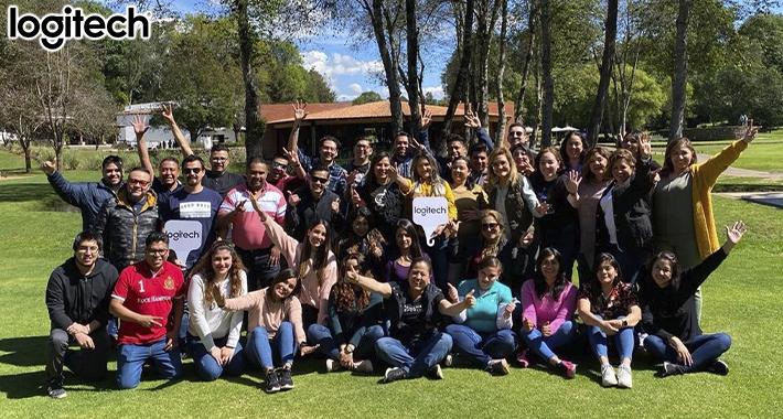 Logitech premia a socios estratégicos y resellers por ventas destacadas