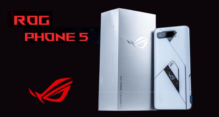 ASUS lanza ROG Phone 5
