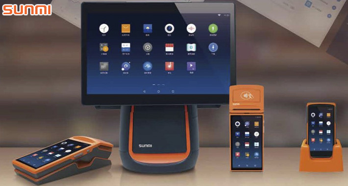 Sunmi presenta su terminal punto de venta SUNMI P2 para minoristas