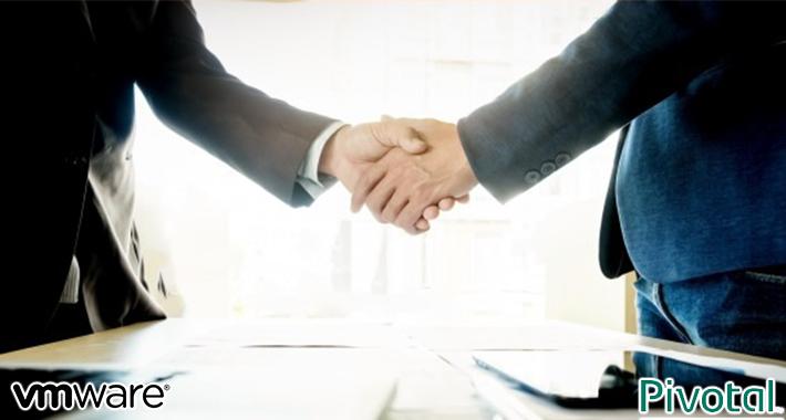 VMware concreta adquisición de Pivotal